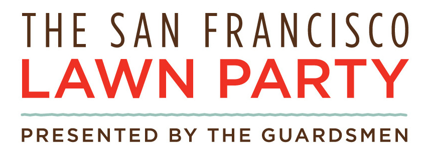 San Francisco Lawn Party Logo