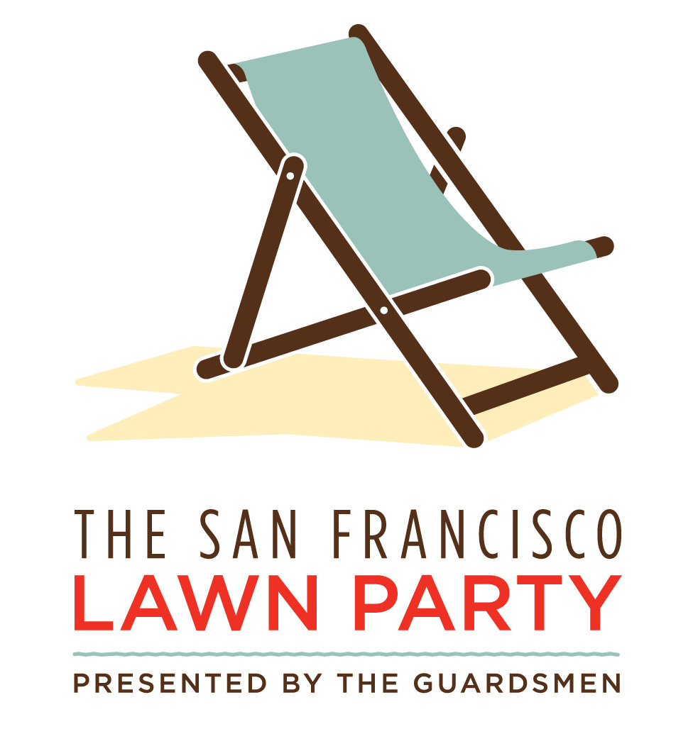 San Francisco Lawn Party - A San Francisco Event Wedding